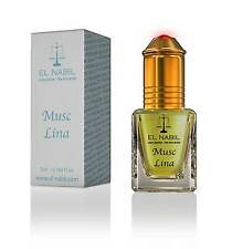 Musc Lina - El Nabil Musc Luxury Atar Oil Perfume Roller Free From Alcohol