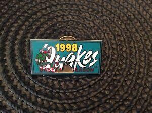MILB 1998 Rancho Cucamonga Quakes Collectible Baseball Pin!