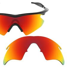 Fit&See Polarized Red Replacement Lenses for Oakley M Frame Heater
