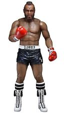 "Rocky 40th Anniversary 7"" Scale Figure Series 1 Clubber Lang Black Trunks - NECA"