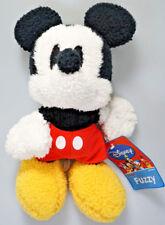 "DISNEY BABY MICKEY MOUSE 8"" Sega Fuzzy Plush Stuffed Animal Toy Doll"