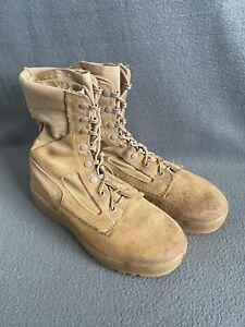 Belleville 390 DES 05.5W Women's Dessert Tan Hot Weather Military Combat Boots