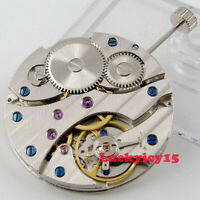 ST3600 6497 movement Mechanical hand winding movement fit for PARNIS watch M12