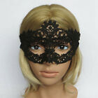 Sexy Black Lace Eye Mask Masquerade Ball Halloween Party Fancy Dress Costume