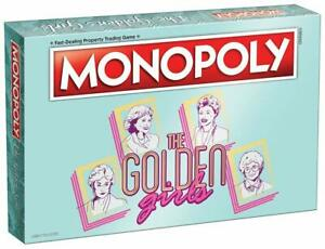 USAopoly Golden Girls Edition Monopoly (RETIRED!)
