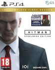 Hitman The Complete First Season Steelbook Edition PS4 * NEW SEALED PAL *