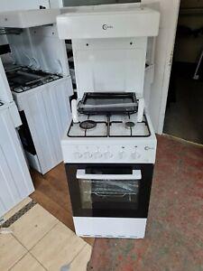 NEW Flavel EYE-LEVEL High grill Gas Cooker FHLG51W 50CM White LPG CONVERTIBLE