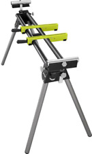 RYOBI Stationary Miter Saw Stand with Tool-Less Height Adjustment-Universal NEW