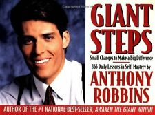 Giant Steps : Author Of Awaken The Giant And Unlimited Power by Anthony Robbins
