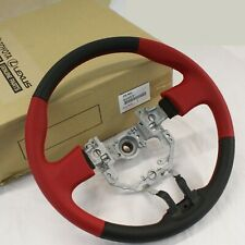 NEW OEM 12-15 Toyota GT 86 Scion FRS BRZ ZN6 RED Steering Wheel SU003-05651 JDM