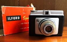 Vintage Ilford Sporti Camera + Box - 120 Medium Format Film