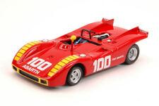 Abarth 2000 Sp #100 2nd Coppa Citta' Di Enna 1970 A. Merzario 1:43 Model