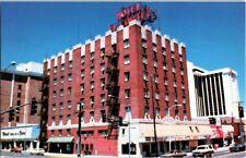 Hotel El Cortez Reno Nevada Historic Art Deco Hotel Casino Vintage Postcard dd