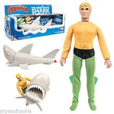 Aquaman vs. The Great White Shark Retro Action Figure Set-NIP