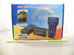 HO POWER PACK MRC TECH 6 SOUND CONTROLLER 6.0