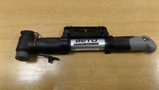 Beto cycling Mini pump dual head GOPU20 Brand new