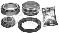 Key Parts from Firstline KWB1059 Front Wheel Bearing Kit Mercedes