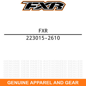 FXR Inferno/Black Youth CX Monosuit HydrX Insulated F.A.S.T. Thermal Flex Nylon