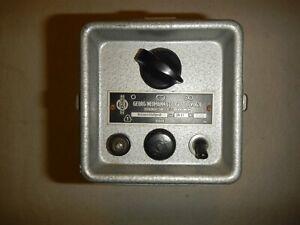 UN61 rar Neumann Gefell Netzgerät - Röhrenmikrofon  zu UM57  Mikrofon Netzteil