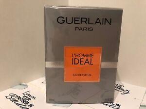 Guerlain L'Homme IDEAL 100ml Eau De Parfum - Genuine - Sealed Box -