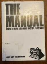 """Rare KLF """"The Manual"""" Jimmy Cauty Bill Drummond Book 2001 3rd Edition Ex-Library"""