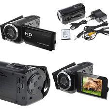 VIDEOCAMERA FOTOCAMERA DIGITALE FULL HD HANDYCAM 12 MEGAPIXEL CON SD 4GB INCLUSA