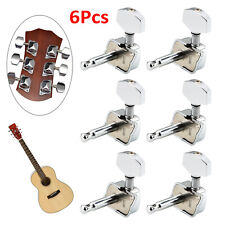 More details for 6pcs porfessional acoustic/electric guitar tuning pegs 3r+3l tuners machine head