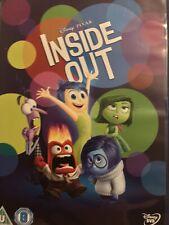 Inside Out (DVD, 2015) Disney Pixar