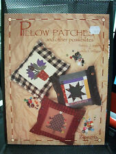 PILLOW PATCHES AND OTHER POSSIBILITIES QUILTING PATTERNS NANCY SMITH MILLIGAN