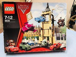 LEGO CARS 8639 NUOVO DEAD STOCK PERFECT!!!!