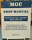 MGC Shop Manual 6-Cylinder MGC 1967-69 Maintenance Repair Tune-Up Troubleshoot