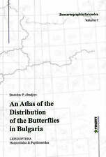 An Atlas of the Distribution of the Butterflies in Bulgaria: (Lepidoptera : Hesp