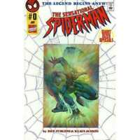 Sensational Spider-Man (1996 series) #0 in VF + condition. Marvel comics [*cc]