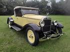 1926 Wills Sainte Claire Roadster