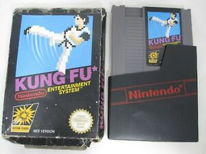 Kung Fu - Nintendo NES Game Boxed (No Manual)