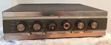 Knight KA-55 Tube Stereo Integrated Amplifier ** PARTS OR REPAIR **
