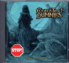 CRASH TEST DUMMIES - THE GHOSTS THAT HAUNT ME - CD (OTTIME CONDIZIONI)