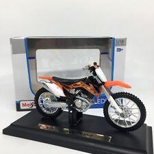 Maisto 1:18 KTM 450 SX-F Model MotoBike