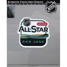 2019 Official NHL All Star Game Patch San Jose Sharks Embroidered