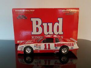 Darrell Waltrip Budweiser Bud 1985 Team Caliber Signed Auto PROTOTYPE PROTO 1/24