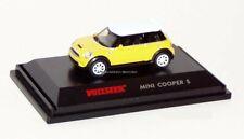 **Vollmer 1669 H0 Mini Cooper S, gelb, Neu, OVP**
