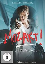 Mozart! Das Musical - Live aus dem Raimundtheater, Wien DVD NEU + OVP!