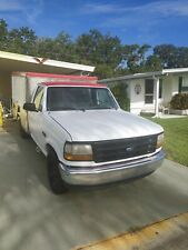 Food Truck For Sale 1994 Ford F250xl