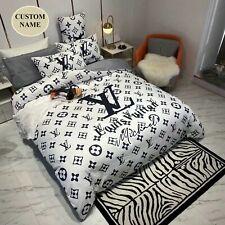 Fashion Brand Bedding set Duvet Cover Pillowcases- Bedding set Luxury