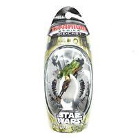 Star Wars Titanium MicroMachines Leia's Speeder Bike 2006 NEW