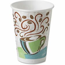 Dixie Perfect Touch Hot Cup Wise Size 12 oz 500/CT Multi 5342DXCT