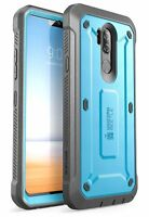 For LG G7 SUPCASE Beetle PRO Shockproof Rugged Case Cover with Screen Protector
