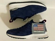 *NEW* New Balance 997 Made in USA M997DE2 Men Size 6.5 Navy Blue/White