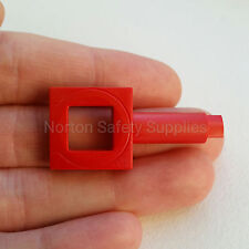 Gent Fire Alarm Call Point / Break Glass Test Key (New Style)