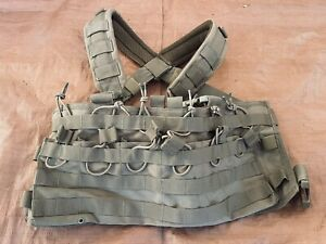 Condor Tactical MCR6 Rapid Assault Chest Rig, Coyote Brown, MINT Condition
